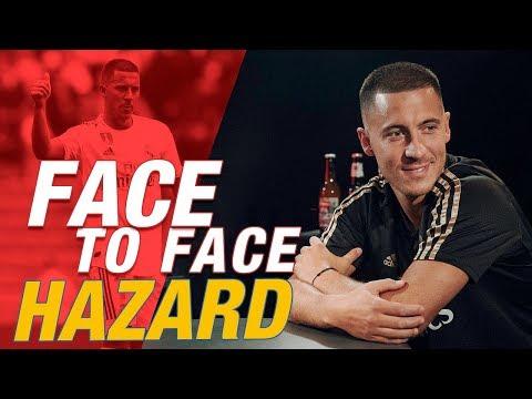 Eden Hazard on El Derbi | Atlético vs Real Madrid