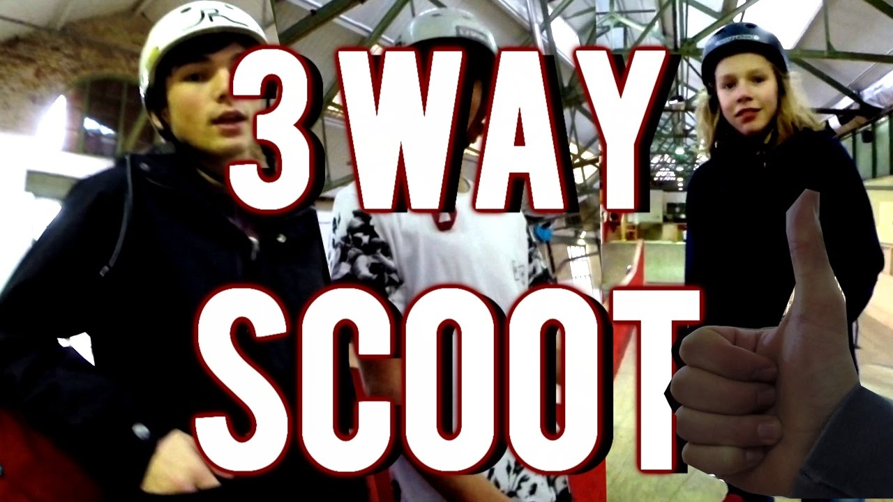 3 Way Game Of Scoot Isaac Scott Spencer 6 Youtube
