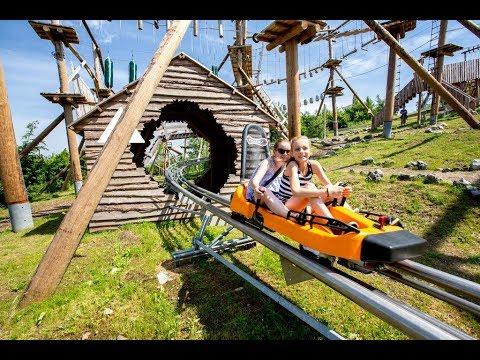 ONRIDE Alpine Coaster @ Snowworld, Landgraaf Nederland