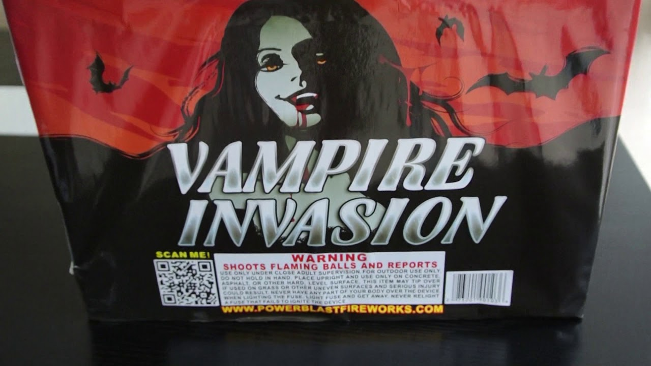 Vampire Invasion