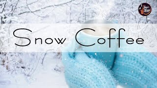 Snow Jazz for Winter - Background Snow Coffee - Music for Studying, Relax, Sleep