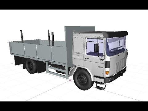 Roman Diesel 3D