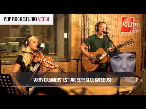 Moddi - Army Dreamers (Kate Bush) - Pop Rock Studio