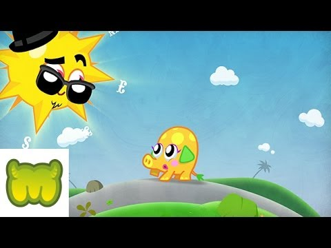 Moshi Monsters - Mr Snoodle - Do The Doodle - Music Video