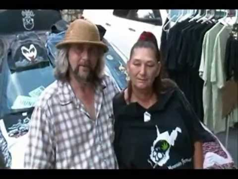 Toxic T's w/ Mamie White~ Boone County Coalfest~2012