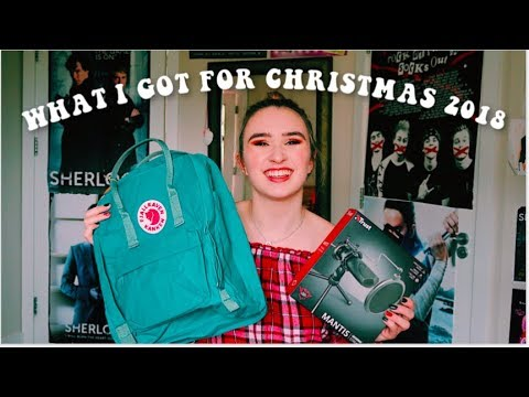 WHAT I GOT FOR CHRISTMAS 2018 ❄ thumbnail