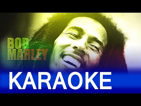 Bob Marley - Three Little Birds/(With Lyrics) [Karaoke]