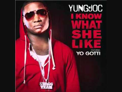Young Joc - I Know What She Like
