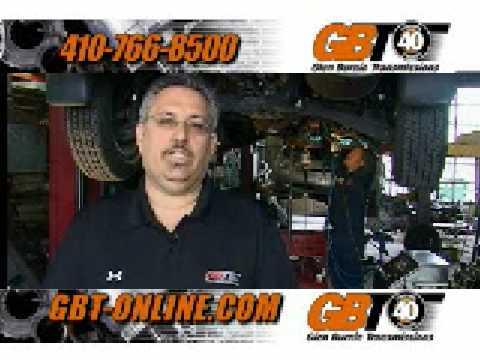 Glen Burnie Transmission >> Glen Burnie Transmissions Nationwide Warranty On