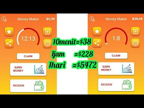 CARA HACK APLIKASI MAKE MONEY SIMPLE