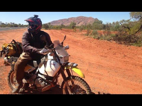Pilbara and Coral Coast Tour - Part 5. Monkey Mia to Ularu