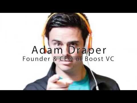 Adam Draper on Venture Capital and Investment Trends