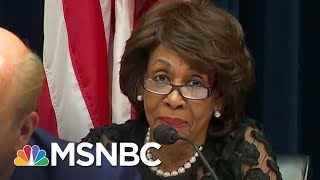 Rep. Maxine Waters Reclaims Thing 1 / Thing 2 | All In | MSNBC