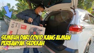 SEDEKAH DIKAMPUNG HALAMAN KANG @Alman Mulyana  DESA SILUMAN