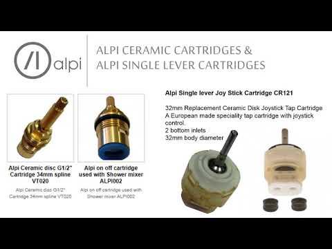 Bathroom Spare Parts | Introducing Alpi Spare Parts