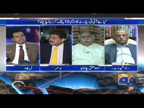 Capital Talk - 19 October 2017 - Geo News
