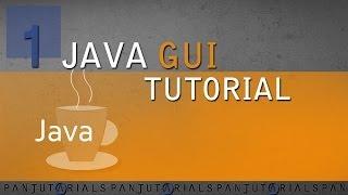 Java GUI Tutorial 1 - JOptionPane - Liebesprogramm