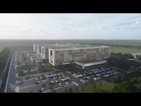 Prezentare Noul spital clinic județean de urgență Sibiu