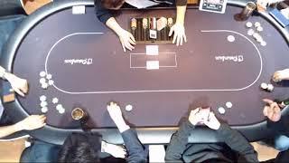 Pokerface Nakano Sit&Go Tournament RFID 1/15/2019 ポーカーフェイス トーナメント ポーカー研究