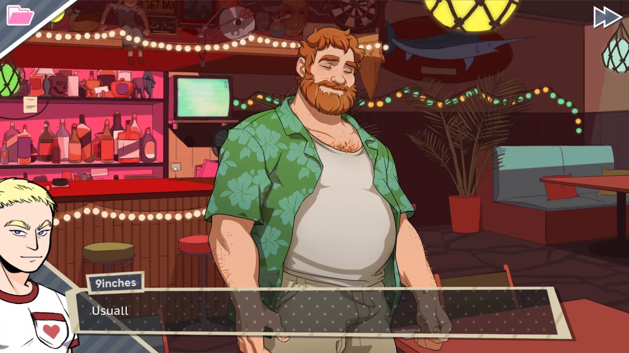 Dating Sim Game Screenshots Daddy Dream