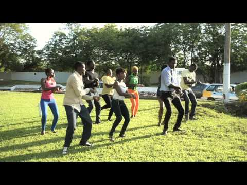Azonto Gangnam Style - Ghana Style - Zigi (African Parody)