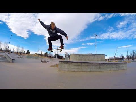 Awesome Colorado Skatepark!