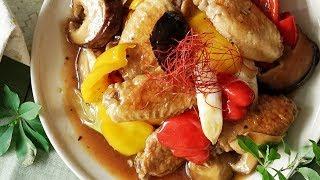 【旨味じんわり】ほろほろ手羽先の中華風煮物 レシピはこちら:https://...