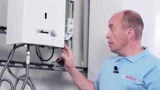 Газовая колонка Bosch Therm 4000 О (обзор и настройка)(Купить продукцию можно на сайте www.teplota.com.ua., 2016-02-03T07:10:20.000Z)