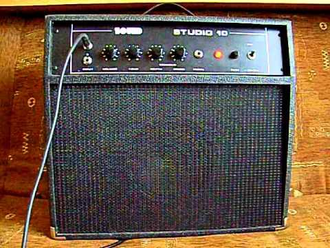 Sound Studio 10 Great Guitar Tube Amp