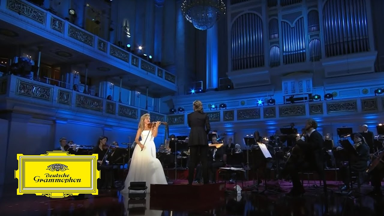 Anne-Sophie Mutter – Williams: Nice to be around from Cinderella Liberty (Live at OPUS Klassik 2020)
