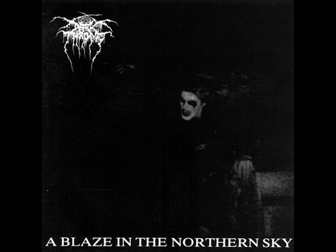 Darkthrone- A Blaze In The Northern Sky 1992 (FULL ALBUM) (VINYL RIP)