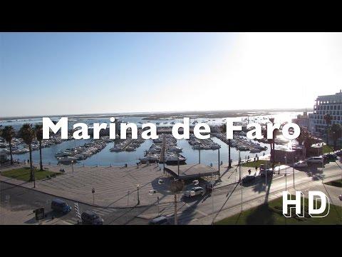 Marina de Faro, Algarve - Portugal