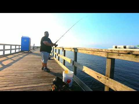 Keansburg Fishing Pier.