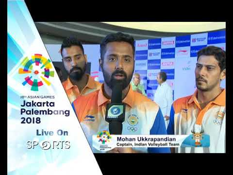 India At Asian Games 2018 Live Telecast On DD Sports From 18th August