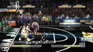 NBA JAM (PS3) REMIX MODE SMASH