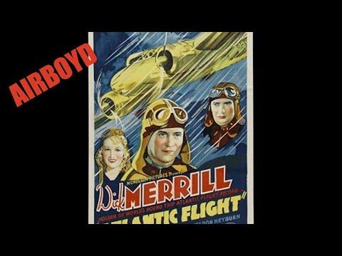 Atlantic Flight 1937