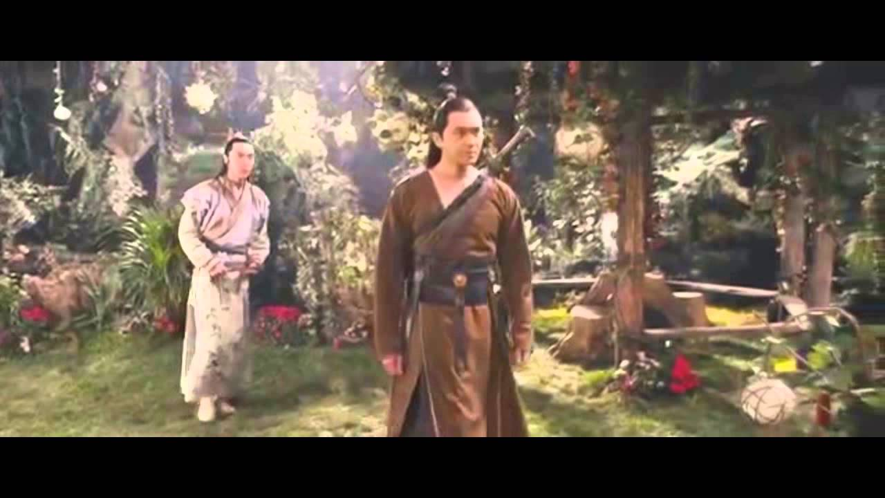 fox lover clip 1 (Hmong dubb chinese  movie)