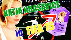 ! KATJA KRASAVICE IN FIFA 16 ? (DEUTSCH/HD/GREENSCREEN) NiBurnFifaTv