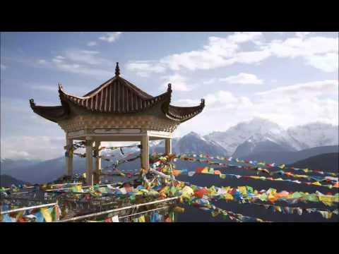 Relax Music - Around The World - Tibet - ONE HOUR of Tibetan instrumental songs for zen attitude
