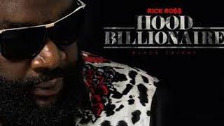 Rick Ross - Nickel Rock ft. Boosie Badazz (Hood Millionaire) NEW Album + Official Audio VEVO