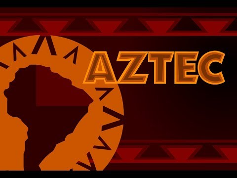 THE AZTEC CREATION MYTH