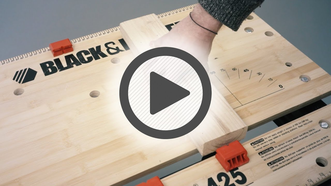 Black and decker workmate 1000 review - Black Decker Workmates 425 Portable Project Center And Vise Pep Boys Youtube