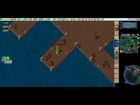 Skills Fishing + Cooking | Old Oskom UO Shard