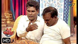 Chammak Chandra Performance | Extra Jabardasth | 15th  February 2019    | ETV Telugu