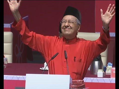 Tun Mahathir tersasul lagi sebut UMNO