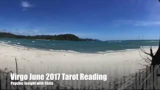virgo june 2017 tarot reading