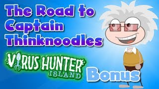"Poptropica: Road to ""Captain Thinknoodles"" - Virus Hunter Island Bonus Quest"