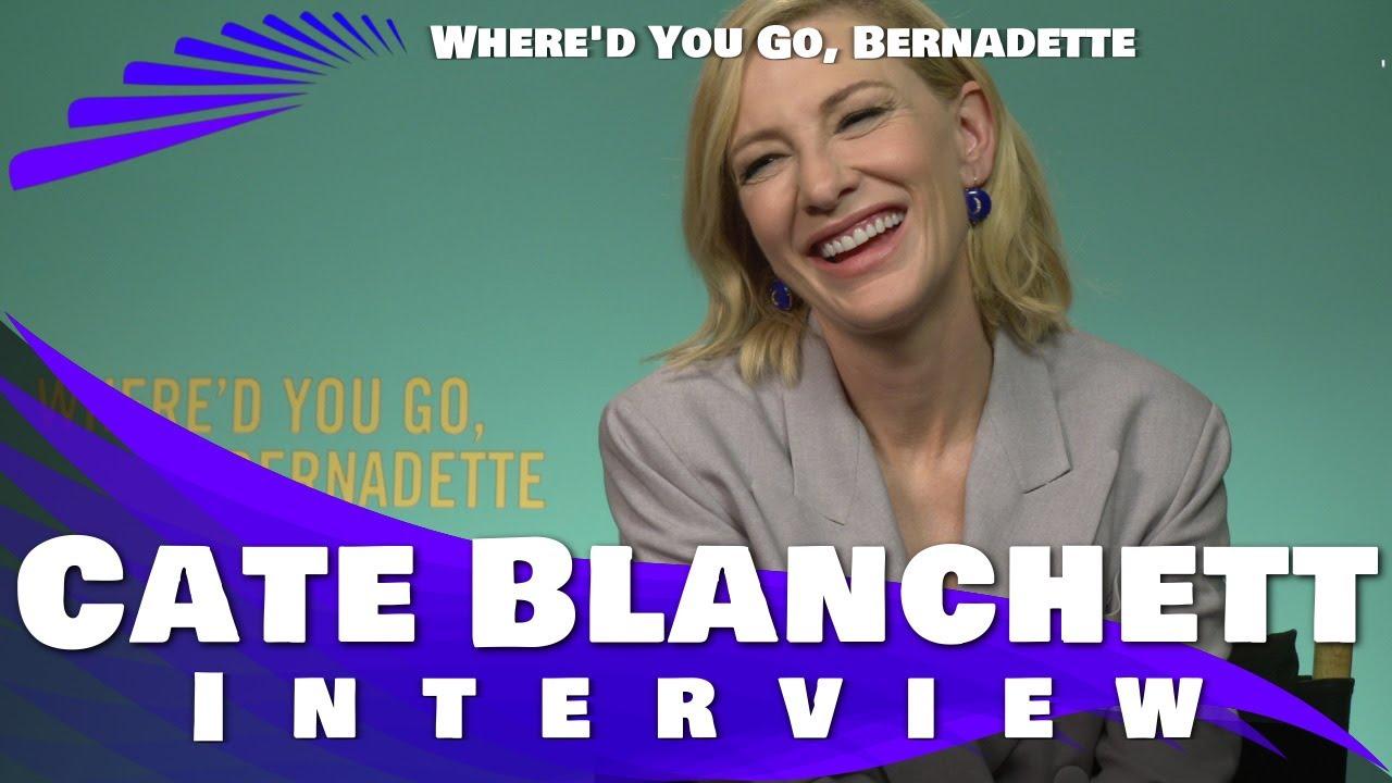 Cate Blanchett - Interview