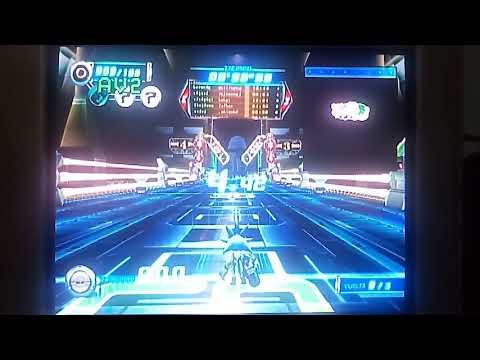 Sonic Riders Zero Gravity: Nightside Rush Single Lap 00'08''71 RACES Replay