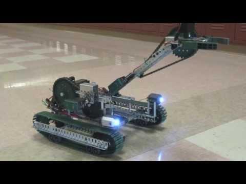 VEX EDR Cobra Robot